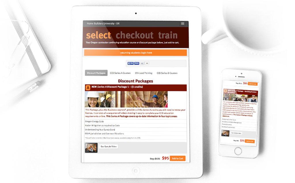 responsive website design salem oregon