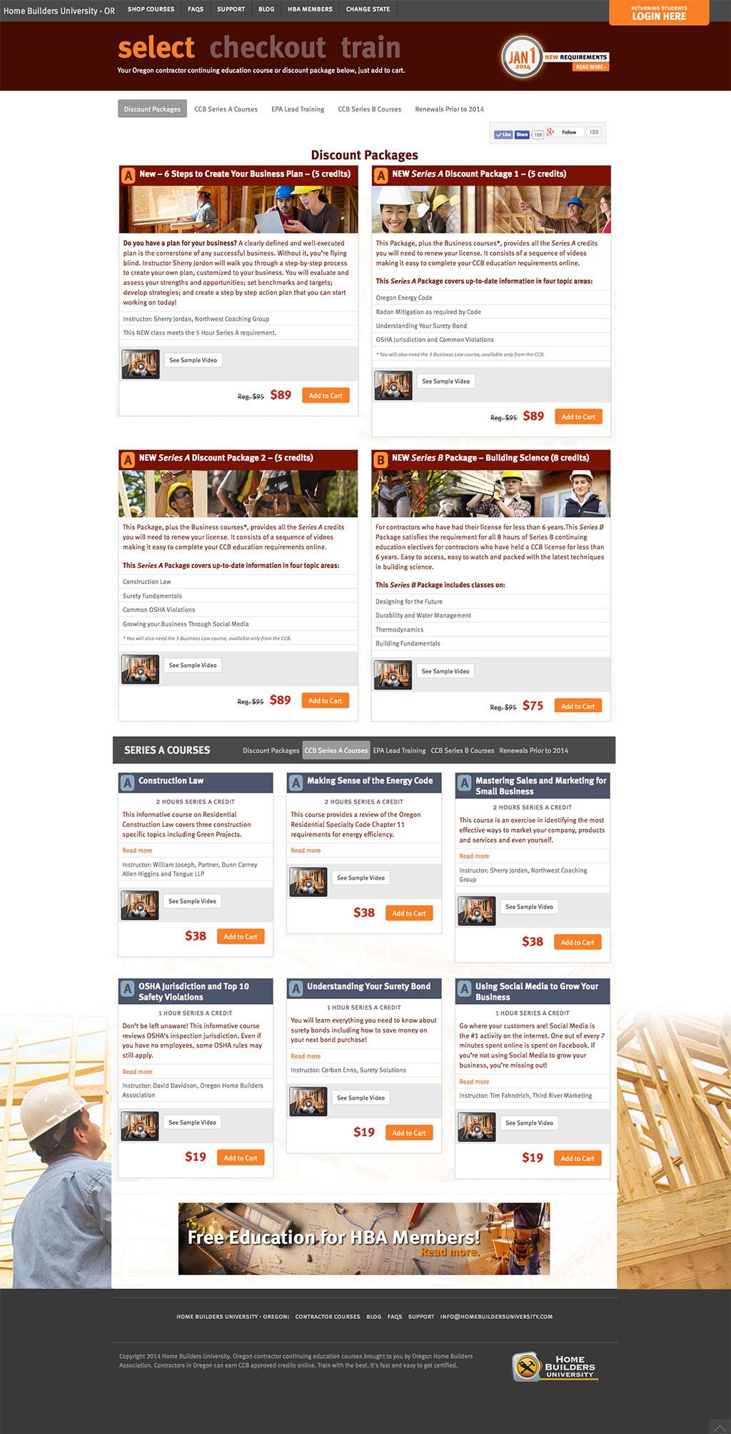 website design salem oregon - home builders university